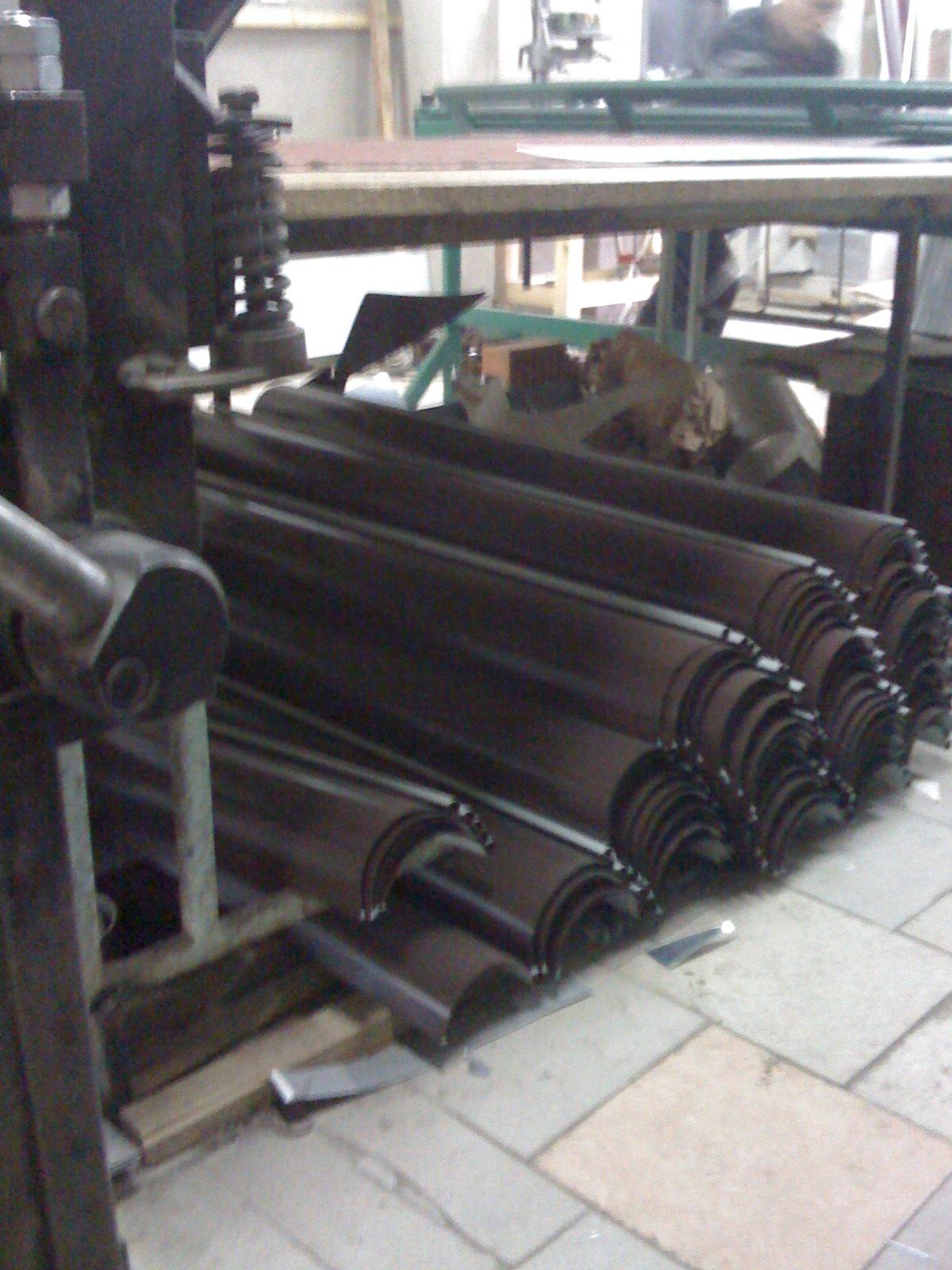 Гибочный станок для листового металла своими руками