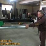Оборудование для производства водосточных систем вентиляция доборных кровли и стен